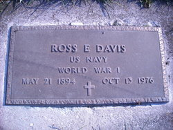 Ross E Davis