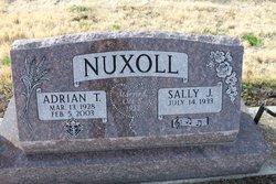 Adrian T Nuxoll