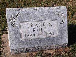 Frank S Ruff