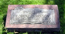 Lorene Johnson