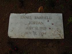 Ennis Barfield Jordan