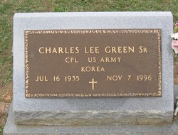 Charles Lee Green, Sr