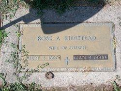 Rose A. <I>Bromeisel</I> Kierstead