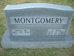 J Paul Montgomery