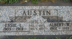 Albert W Austin