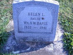 Helen C Davis