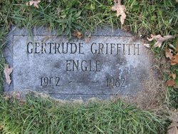 Gertrude <I>Griffith</I> Engle