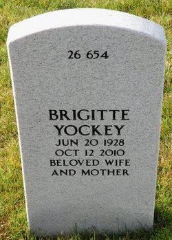 Brigitte Yockey