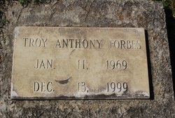 Troy Anthony Forbes