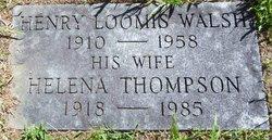 Henry Loomis Walsh