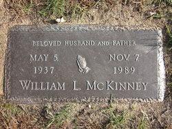 William L McKinney