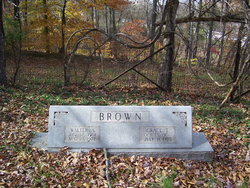 Grace <I>Twilla</I> Brown
