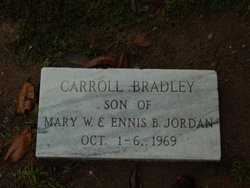 Carroll Bradley Jordan