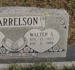 Walter Samuel Harrelson