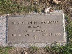 Henry John Laarman