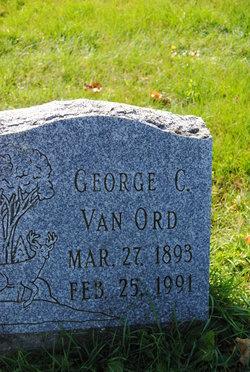 George C Van Ord