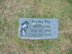 Sandra Fay Williams