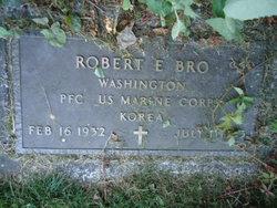 Robert E Bro
