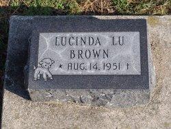 Lucinda Lu Brown