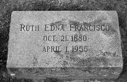 Ruth Edna Francisco