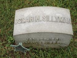 Sgt Oscar H. Sillyman