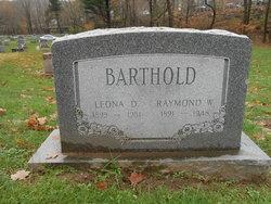 Leona D. <I>Dietrich</I> Barthold