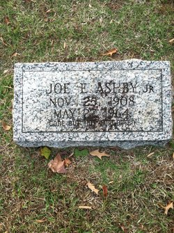 Joe Edward Ashby, Jr