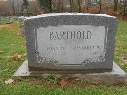 Raymond William Barthold