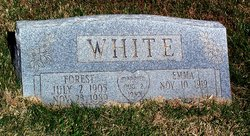 "Emma Katherine ""Kate"" <I>Wilson</I> White"