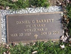 Daniel G Barrett