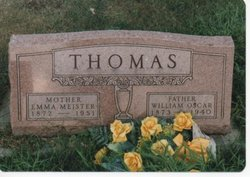 William Oscar Thomas