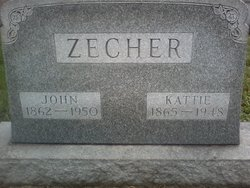 "Katherine S. ""Kattie"" Zecher"