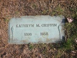Kathryn M Griffin
