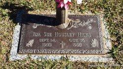 Ida Sue <I>Housley</I> Hicks