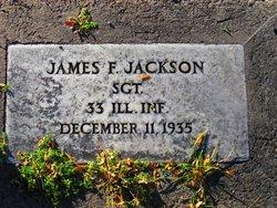 Sgt James F. Jackson