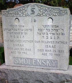 Isaac Smolensky