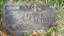 Charles M. Watkins