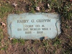 Harry G Griffin