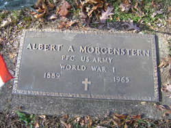 Albert A. Morgenstern