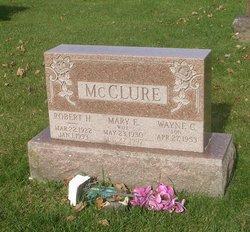 Mary E. <I>Woodbury</I> McClure