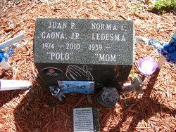 "Norma L ""Mom"" Ledesma"