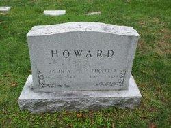 Phoebe W Howard