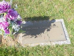 Virginia <I>Cash</I> White