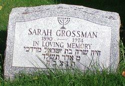 Sarah Grossman