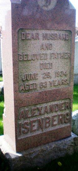 Alexander Isenberg