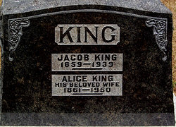 Jacob King