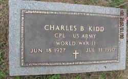 Corp Charles Bernard Kidd
