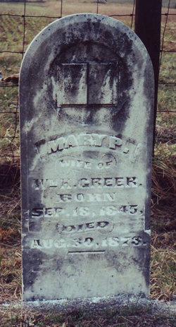 Mary P. Greer