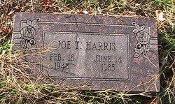 Joe T Harris