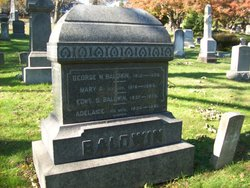 Mary A. <I>Tice</I> Baldwin